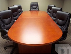 8', 10' & 12' Genuine Cherry Veneer Conference Tables from $999!