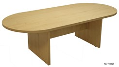 8� Maple Laminate Conference Table