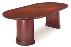 8' Oval Race Track Conference Table