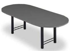 6' Custom High-Tech Racetrack Table