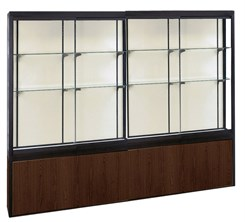 "96"" Wide Platform Display Case"