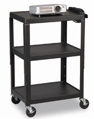 Adjustable AV Cart