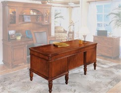 "Antigua 66""W Executive Desk"