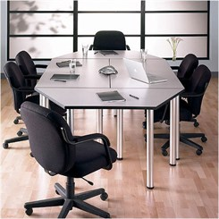 "Aspen Modular Conference Tables - 47-1/4"" Rectangular Table"