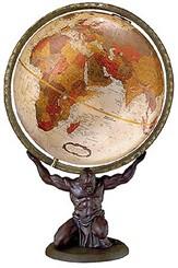 "12"" Atlas Globe"
