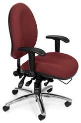 Big & Tall 24-Hour Use Ergonomic Chair - 400 lb. Capacity