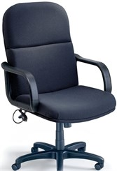 Big & Tall Executive Chair w/Inflatable Lumbar - 450 lb. Capacity