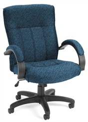 Big & Tall Mid-Back Chair - 400 lb. Capacity