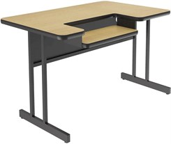 "30"" x 48"" Bi-Level Workstation"