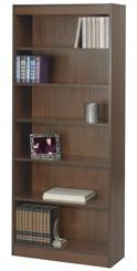 """30""""W x 72""""H Bookcase"""