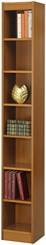 """12""""W x 84""""H Bookcase"""