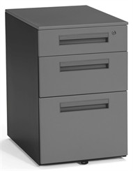 Box / Box/ File Mobile Drawer Pedestal