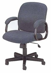 Budget Low Back Swivel Chair