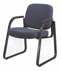 Budget Sled Base Reception Chair