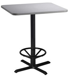 Cafeteria / Bar Height Tables