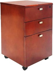 Cherry Mobile Drawer Pedestal
