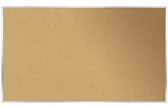 4'H x 6'W Cork Bulletin Board