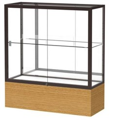 Counter Height Reliant Display Case