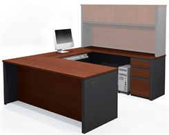The Corporate Suite -- U-Shaped Workstation