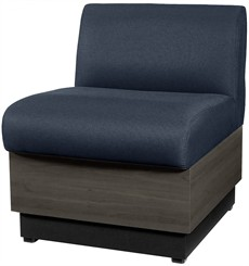 Contempo Reception Chair in Healthcare Vinyl