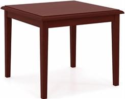 """24""""W x 24""""D x 20""""H Corner Table"""