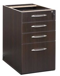Credenza Pencil/Box/Box/File Pedestal