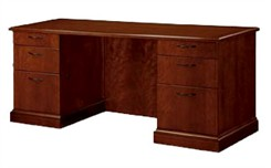 Credenza w/Full Return Base Mouldings