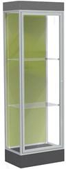 "76""H Edge Custom Display Cases - 2' Wide Floor Case"
