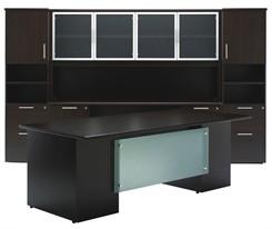 Prestige Custom Executive Desks - Executive Office Package