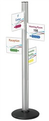 Customizable Multi Direction Sign
