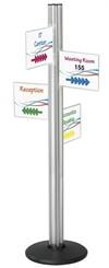 Customizable Multi Direction Sign