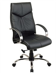 Deluxe Executive Leather Chairs