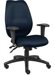 Designer Fabric Ergonomic Chair