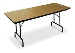 60&quot; x 18&quot; &quot;Best Grade&quot; Folding Table - Other Sizes Available.