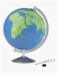 "12"" Geographer Desk Globe"