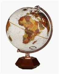"Frank Lloyd Wright� 12"" Hexhedra Globe"