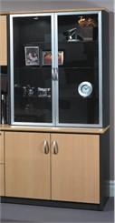 Transitions Custom Glass Display Cabinet