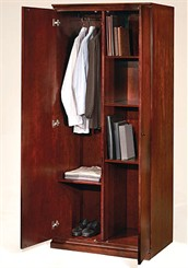 Double Door Storage Wardrobe/Cabinet
