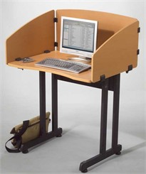 Economical Study Carrel