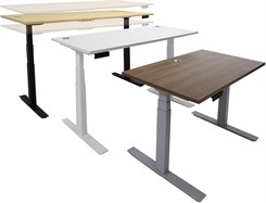 "Electric Lift Height Adjustable Tables- 48""W x 24""D - Other Sizes Available"