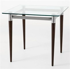 Ravenna Glass End Table