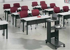 Encounter Modular Conference and Training Tables