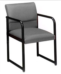 Ergo Back Guest Chair in Upgrade Fabric or Healthcare Vinyl