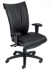 Euro Adjustable Executive Chair