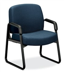Extra-Wide 350 lb. Guest Seating w/Arms