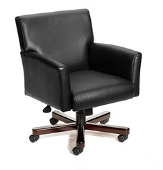 Executive Box Arm Chair