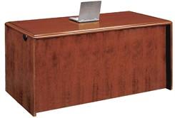Executive Desk w/Box/Box/File Drawer Pedestals