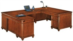"Executive Left ""U"" Desk"
