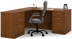 Executive L-Desk  w/Return Desk