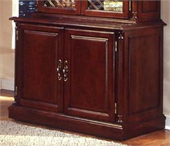 Executive Two-Door Cabinet